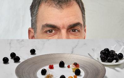 Aceituna negra Cacereña para la hora del aperitivo (perfecto) en sus puntos