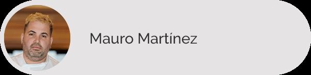 Mauro Martínez