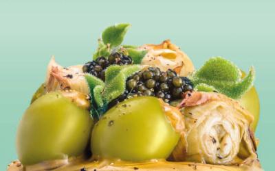 Los 50 chefs de las Aceitunas de España reunidos en un recetario disponible para todos