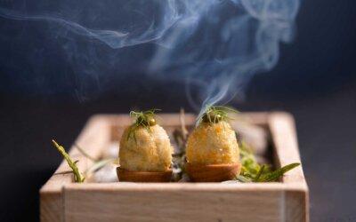 Dos recetas de Aceitunas de Autor calentitas para los rigores del invierno