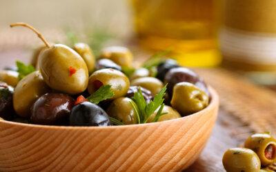 Aceitunas: Qué tipos de aceitunas existen y cuáles son sus propiedades