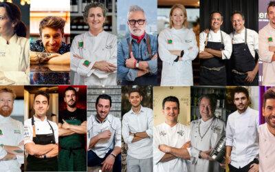 17 nuevos referentes gastronómicos para consolidar la reinvención de las aceitunas