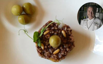 Firo Vázquez se suma al reto gastronómico de la reinvención